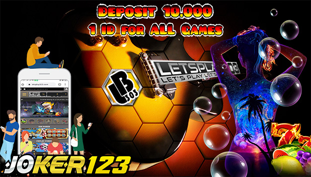 Situs Alternatif Bermain Game Slot Joker123